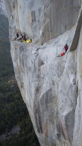 image of people climbing