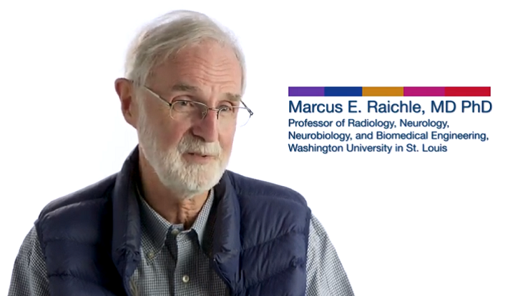 Image of Marcus E. Raichle, MD