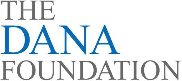 The Dana Foundation Logo
