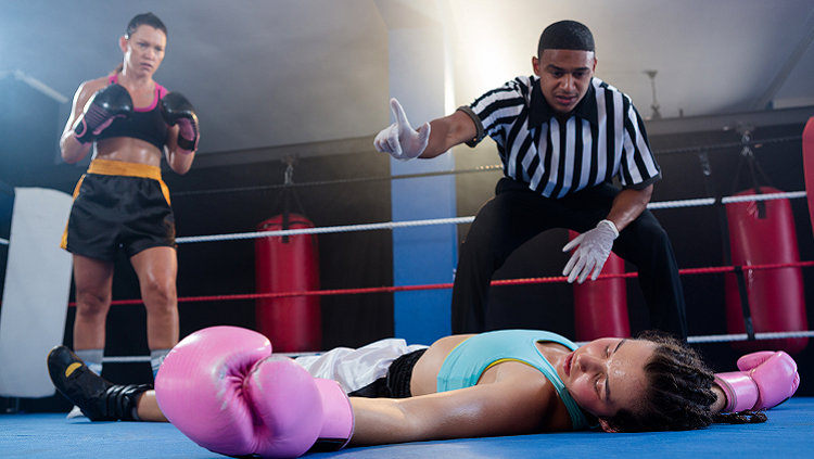 What Happens When You're Knocked Unconscious?