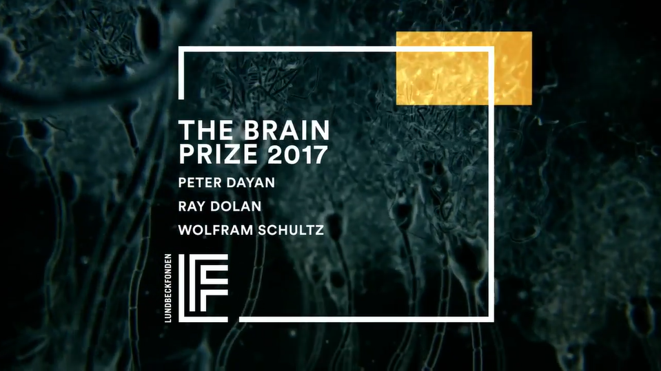 The Brain Prize Ray Dolan