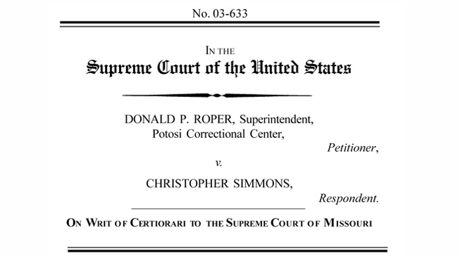Image of a supreme court document