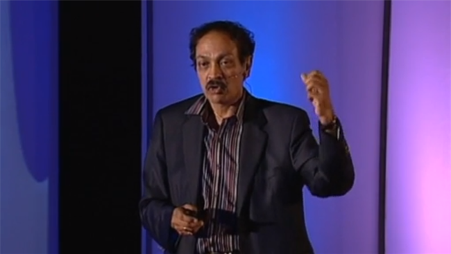 V.S. Ramachandran looks deep into the brain's most basic mechanisms.