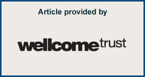 Article provided by Wellcome Trust