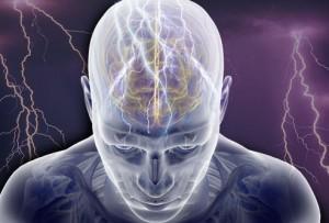 Brain seizure