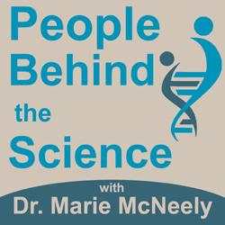 People Behind the Science logo
