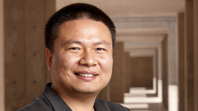 Xin Jin is an assistant professor in molecular neurobiology at the Salk Institute