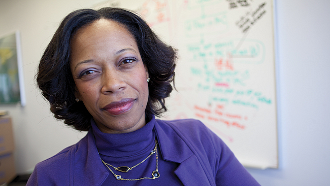 Photo of neuroscientist Yasmin Hurd.