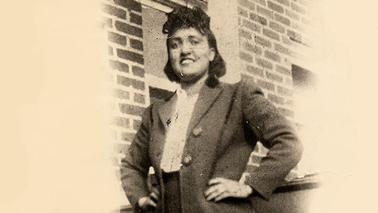 photo of henrietta lacks