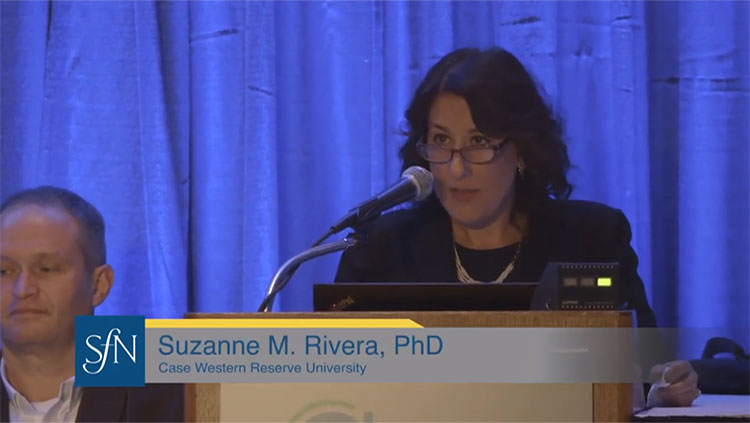 Suzanne Rivera Social Issues Roundtable Speaker