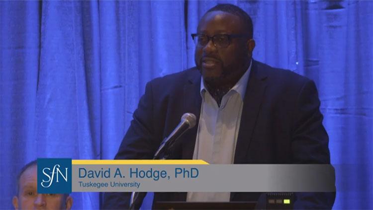 David Hodge Social Issues Roundtable Speaker