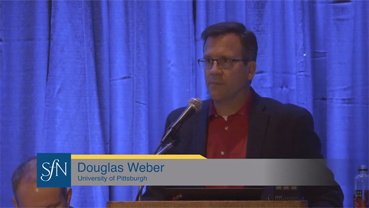 Douglas Weber Social Issues Roundtable Speaker