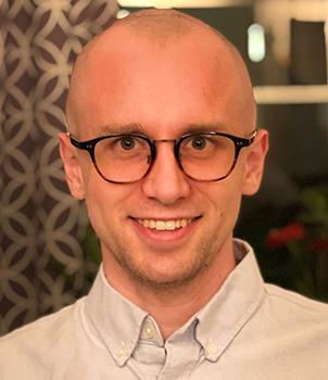 Headshot of Andrew Meissen