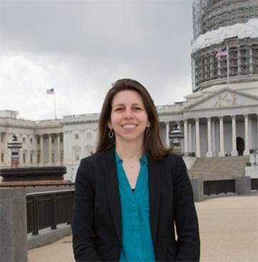 Photograph of Jennifer Brummet.