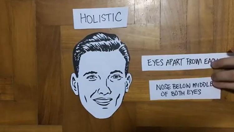 How do our brains recognize faces thumbnail