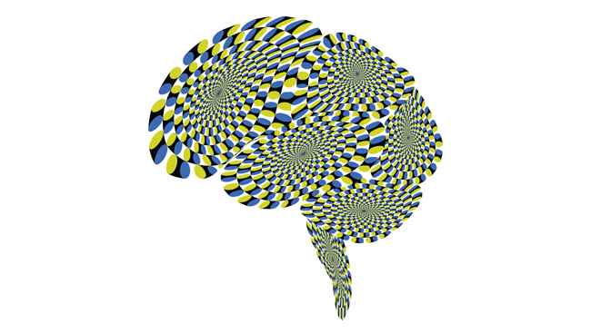 "Jorge Otero-Millan, Stephen L. Macknik, and Susana Martinez-Conde. Microsaccades and Blinks Trigger Illusory Rotation in the ""Rotating Snakes"" Illusion. The Journal of Neuroscience, 25 April 2012, 32(17):6043-6051."