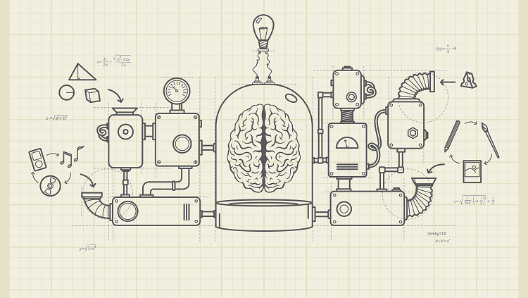brain in a machine