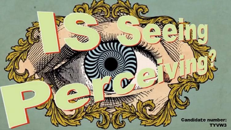 Iillustration of an eye